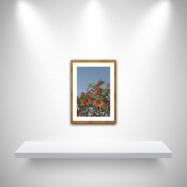 Meike Männel: Paradise #13, 2018, AM 29,7 x 42 cm, IM 24 x 36 cm