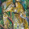 Marina Friedrich: Cats 1, Giclée Print, 20 x 30 cm, 2021